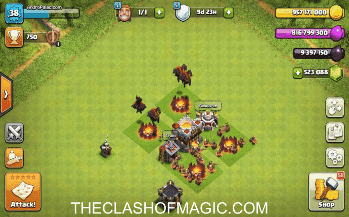 Clash Of Magic Launcher Apk Download