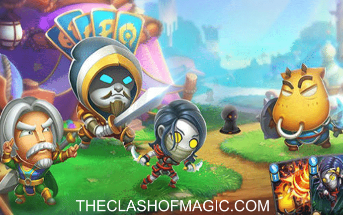 Clash of Magic 2019 - Download Magic Server APK S1,S2,S3,S4 {100