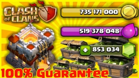 Clash of Clans Hack And Cheats { 100% Working COC Hack