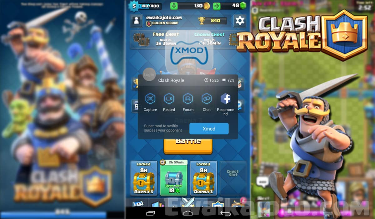 clash clash royale hack download