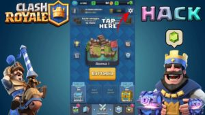 Clash Royale Hacks And Cheats 100% Working On IOS And Android