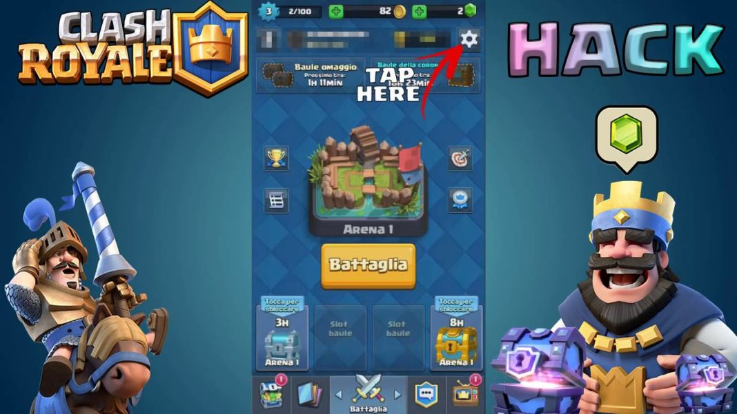 clash royale hack download link